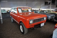 1975 International Scout image.