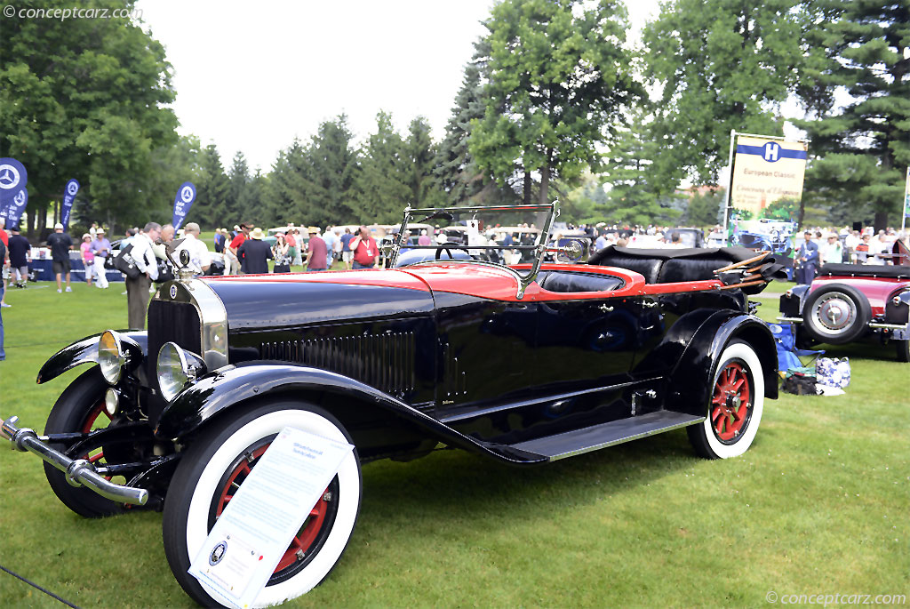 2007 Saleen S7 >> 1924 Isotta Fraschini Tipo 8 Image. Chassis number 489