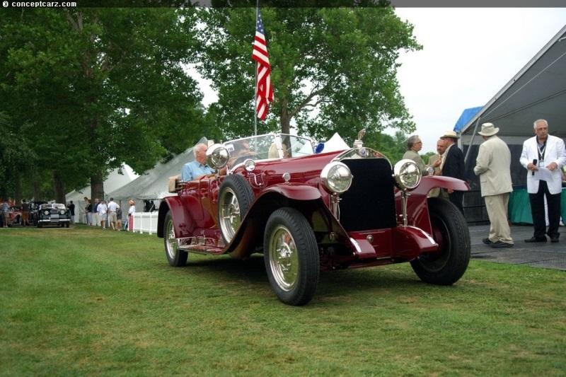 1924 Isotta Fraschini Tipo 8