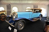 1927 Isotta Fraschini Tipo 8A
