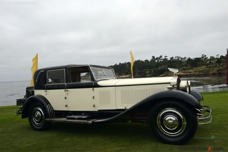 1929 Isotta Fraschini Tipo 8a Image