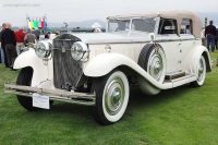 1930 Isotta Fraschini Tipo 8A