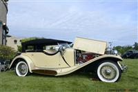 1933 Isotta Fraschini Tipo 8A.  Chassis number 1664