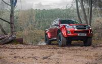 Image of the D-Max Arctic Trucks AT35