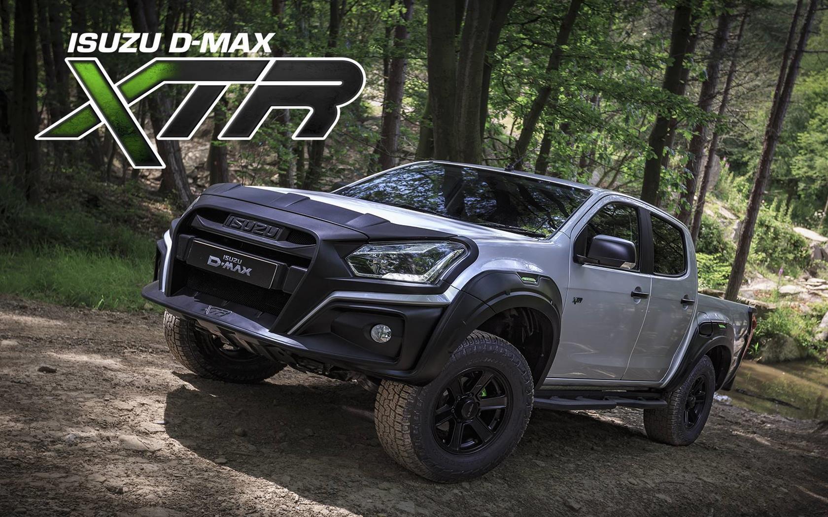 2019 Isuzu D-Max XTR