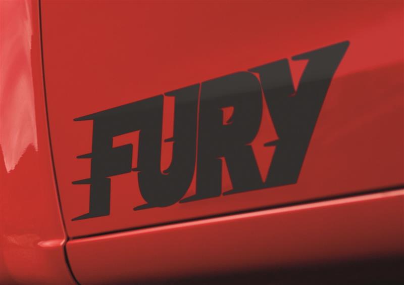 2018 Isuzu D-Max Fury