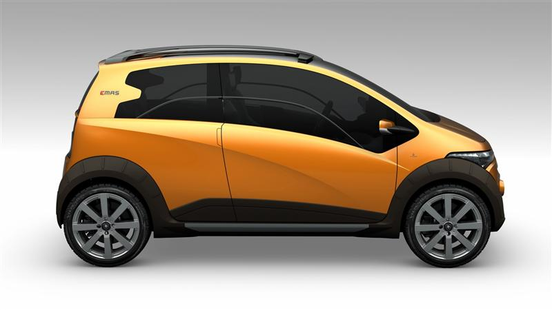 2010 Italdesign Emas Country Concept News And Information Research