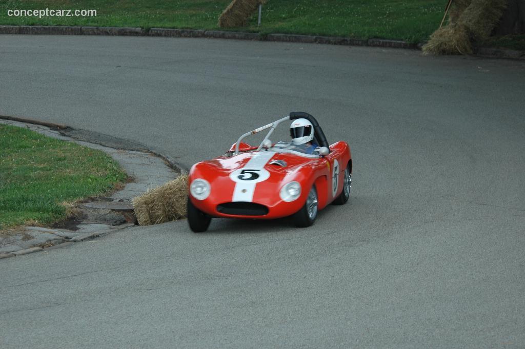 1959 Jabro 750 MKII
