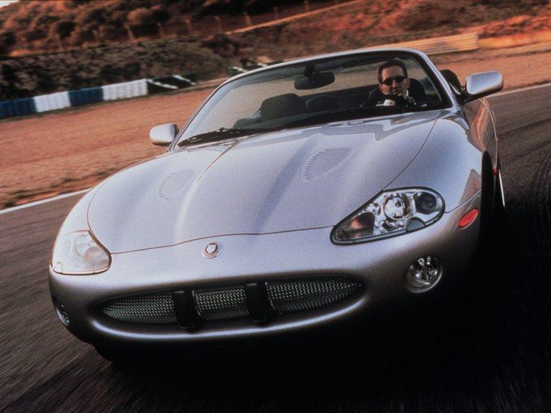 2001 Jaguar XKR Silverstone Edition | conceptcarz com