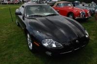 2001 Jaguar XK8 image.
