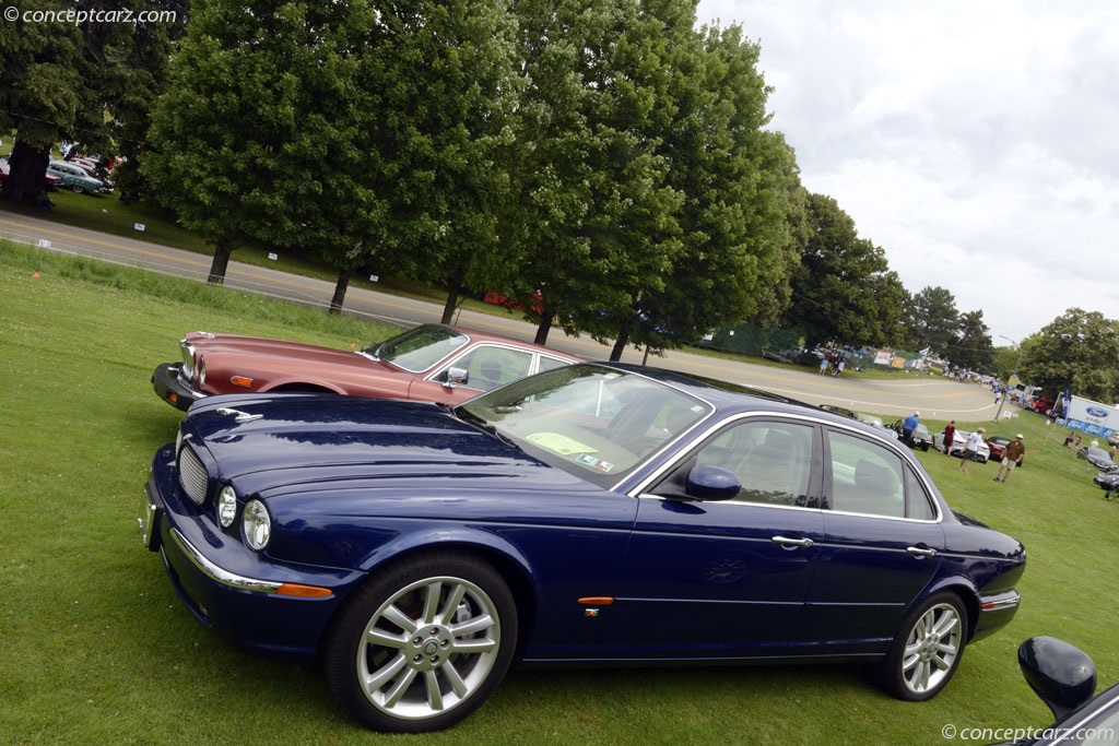 Auction Results And Data For 2004 Jaguar Xjr Conceptcarz Com
