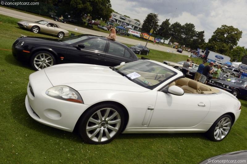 2007 Jaguar Xk History Pictures Value Auction Sales Research And