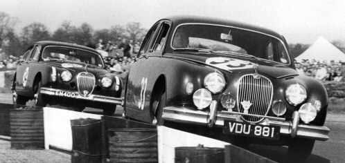 1957 Jaguar Mark 1