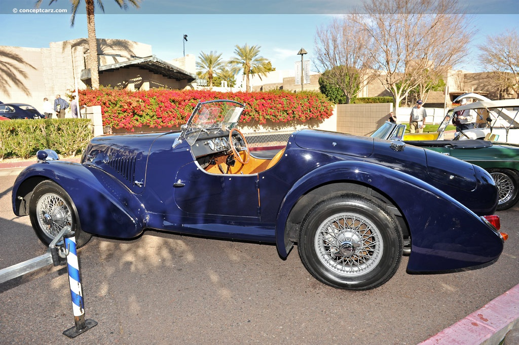 1959 Jaguar Aston-Martin Roadster