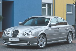 Charming 2001 Jaguar S Type