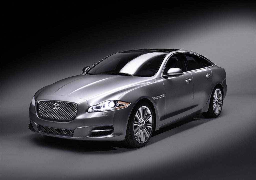 2010 Jaguar XJ - conceptcarz.com