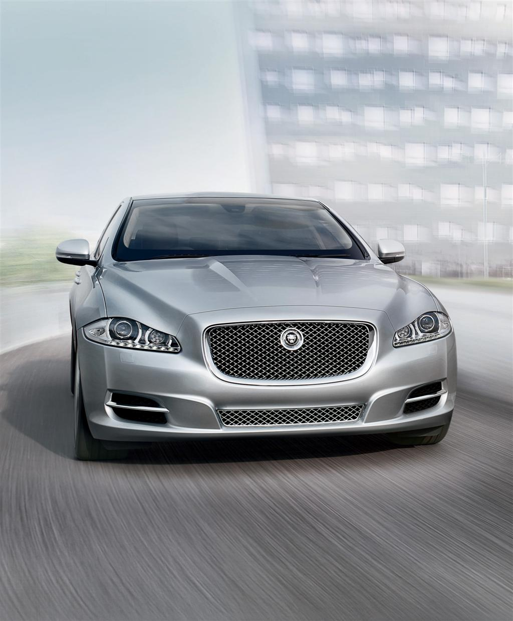 2010 Jaguar Coupe: 2010 Jaguar XJ Sentinel Image. Photo 2 Of 3