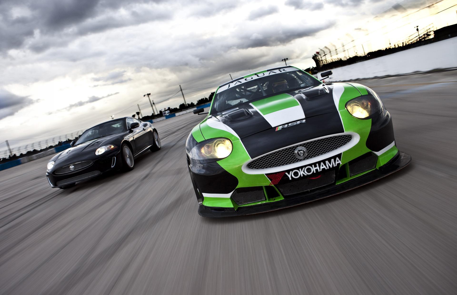 2010 Jaguar XKR GT2 Image. Photo 1 of 4