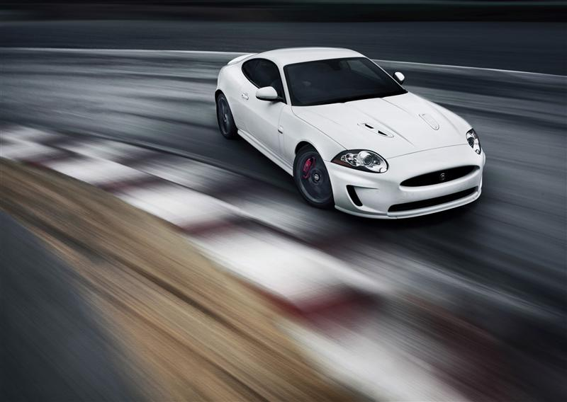 2010 Jaguar XKR Black Pack Edition