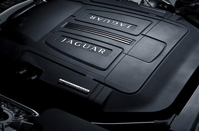 2010 Jaguar XKR Black Pack Edition