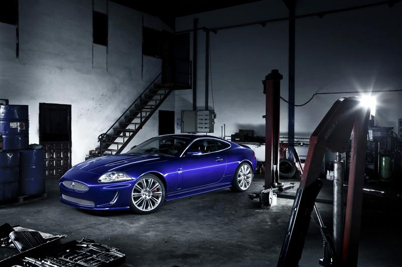 2010 Jaguar XKR Speed Pack Edition