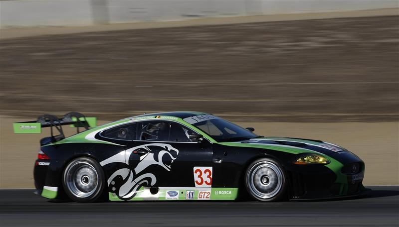 2010 Jaguar XKR GT2