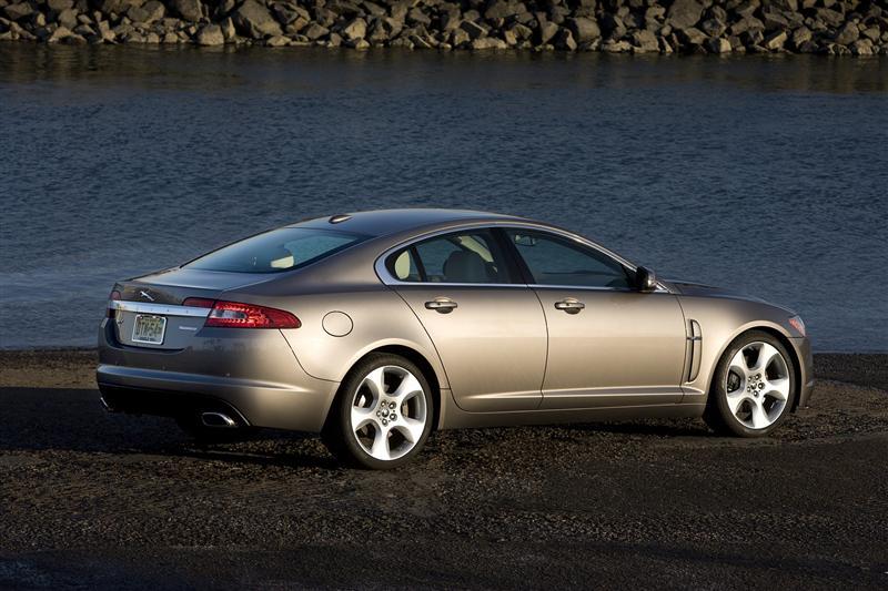 2011 Jaguar XF