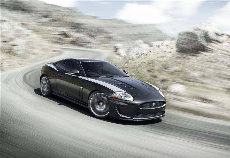 2010 Jaguar XKR 75