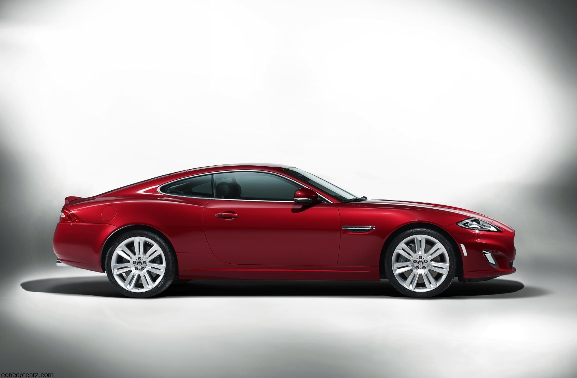 2012 Jaguar Xkr Conceptcarz Com