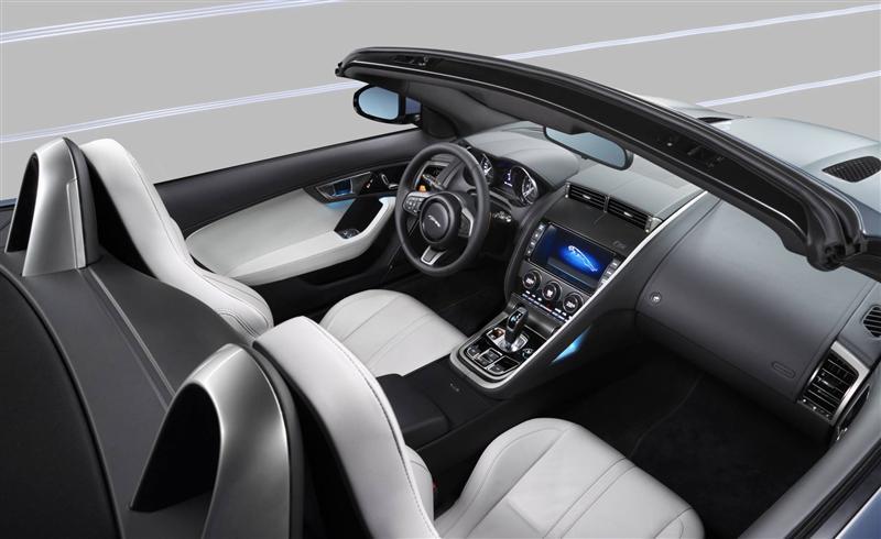 2013 Jaguar F Type