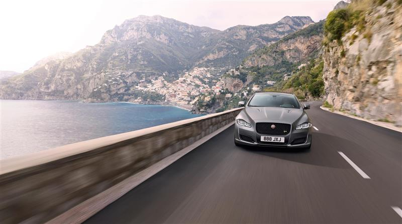 Jaguar XJ pictures and wallpaper