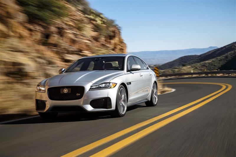 2018 Jaguar XF News and Information | conceptcarz com