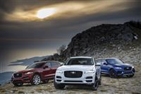 Popular 2019 Jaguar F-Pace Wallpaper