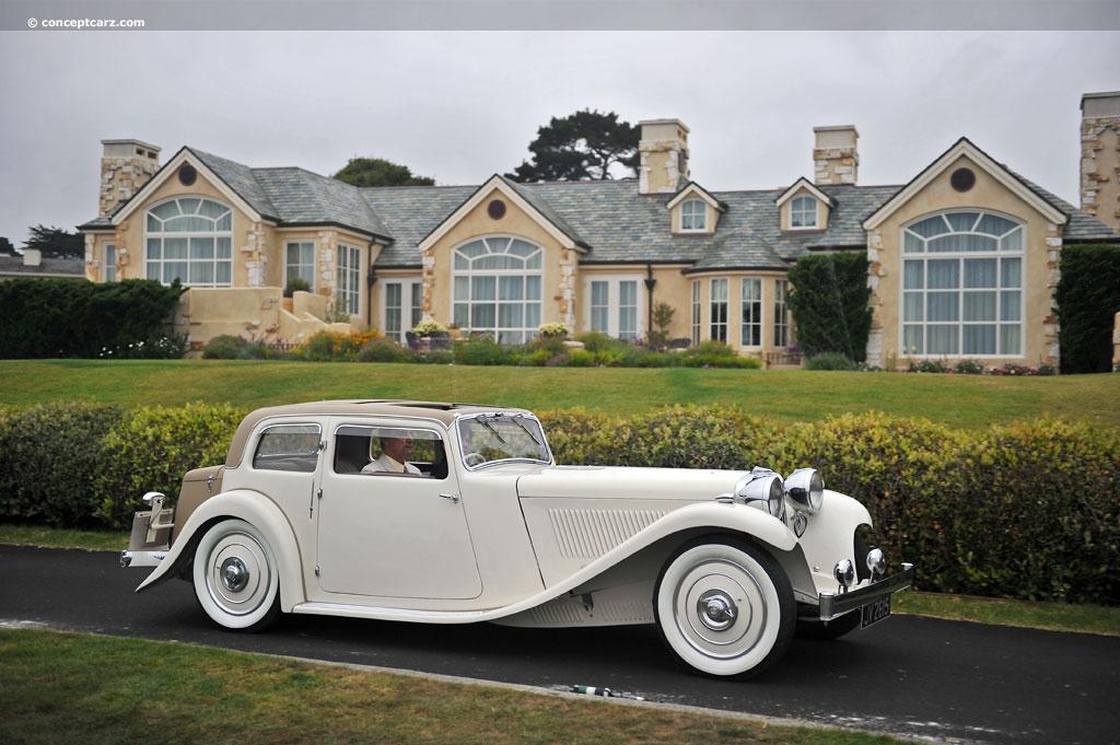 1933 Ss Cars Ss1 Image