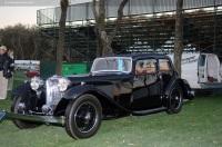 1934 SS Cars SS1