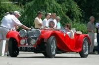 1936 SS Cars SS 100