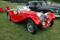1936 Jaguar SS 100 image.
