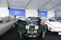 1937 Jaguar 100 SS.  Chassis number 49026