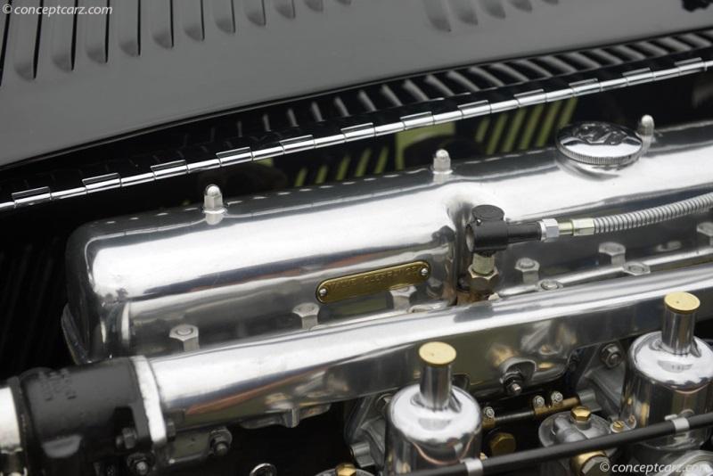 1937 SS Cars 100 SS