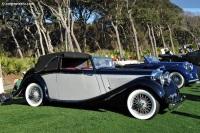 1938 Jaguar SS image.