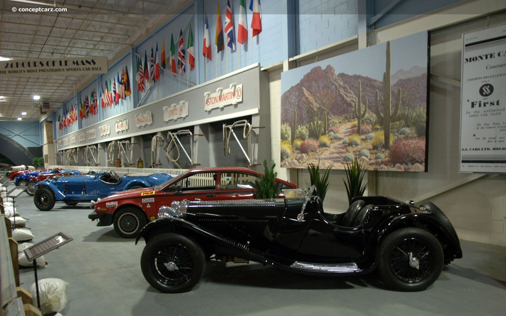 Auction Results and Sales Data for 1938 SS Cars SS 100