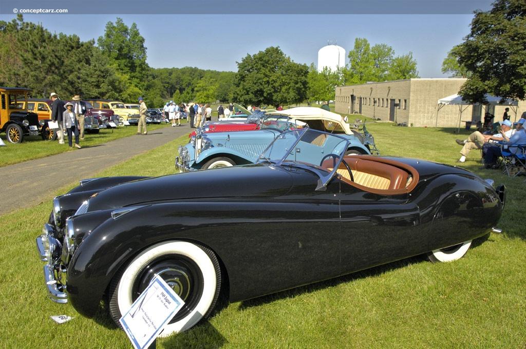 1949 Jaguar XK120 Alloy (XK-120, XK 120, One Twenty) - Conceptcarz
