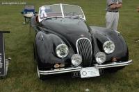 1949 Jaguar XK120 image.