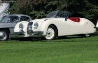 1950 Jaguar XK-120