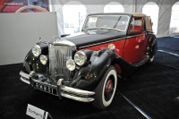 1951 Jaguar Mark V image.