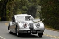 1951 Jaguar XK120 image.