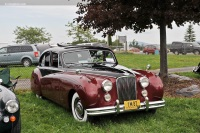 1952 Jaguar Mark VII image.