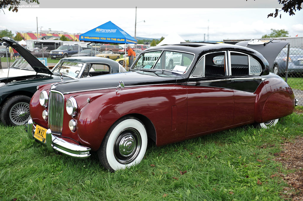 1952 Jaguar Mark Vii Image