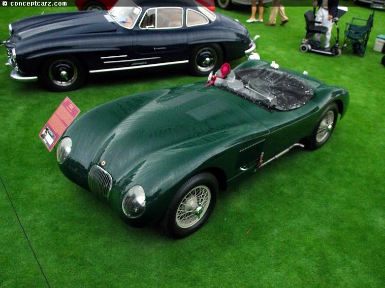 1952 Jaguar C Type Image