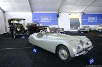 1952 Jaguar XK 120.  Chassis number S671957
